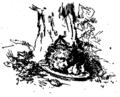 Arène - La vraie tentation du grand Saint Antoine - contes de Noël, 1880, illust 23.png