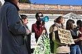 Aran Cosentino during a protest in the square for the climate.jpg
