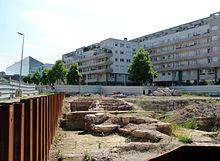Archéologie préventive au centre de Strasbourg (2009) sur wikipédia