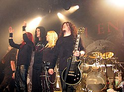 Arch Enemy el 2006