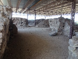 Alalakh - Archaeological site of Alalakh (Tell Açana)