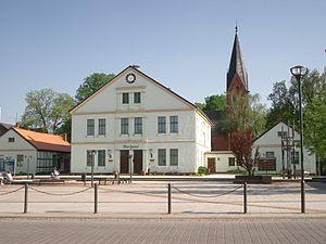 Arendsee - Image: Arendsee Rathaus