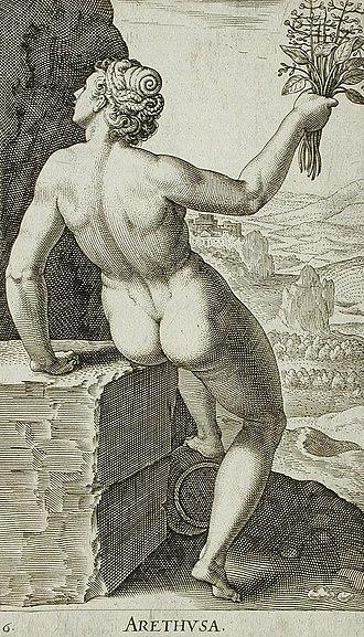 Arethusa (mythology) - Image: Arethusa LACMA M.88.91.381g