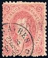 Argentina 1865 5c Sc11 used (BUENOS) AYRES.jpg