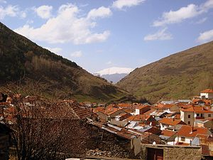 Forests of Kosovo - Village of Brod, Dragash