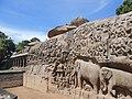 Arjuna's Penance at Mamallapuram.jpg