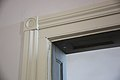Arlington House - State Dining Room - Office doorway molding - 2011.jpg