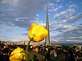 Armenian genocide memorial- Tsitsernakaberd.JPG