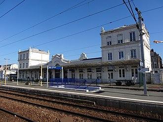 Armentières - Armentières station