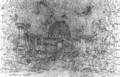 Armide - acte 5 - the destruction of the palais - Jean Bérain 1686.png
