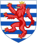 Arms of the Counts of Luxembourg.svg