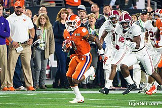 Artavis Scott American football wide receiver