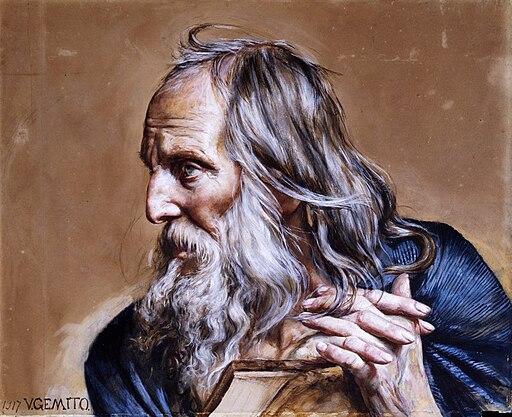 Artgate Fondazione Cariplo - Gemito Vincenzo, Il filosofo (Masto Ciccio) o San Paolo