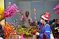 Artificial Flowers Stall - Christmas Observance - Poush Mela - Citizens Park - Kolkata 2015-12-25 8058.JPG