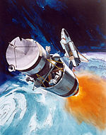 Artist's conception of NASA solar polar spacecraft.jpg