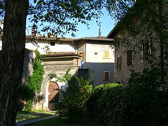 Mendrisio - House in Arzo village