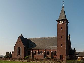 Asenray - Image: Asenray, kerk Onze Lieve Vrouw van Goede Raad en Heilige Jozef foto 5 2014 03 29 09.12