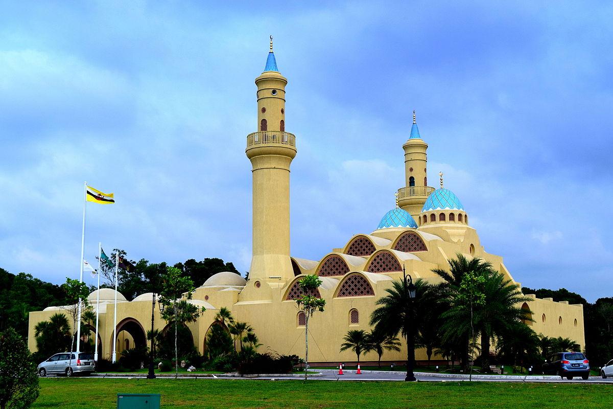 Mosques Wikipedia: Ash-Shaliheen Mosque