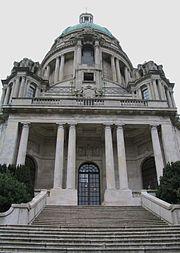 Ashton Memorial front
