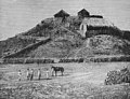 Asmara's hill fort under Ras Alula's leadership (1889).jpg