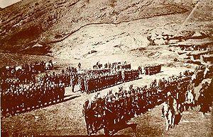 Caucasus Campaign - Mustafa Kemal at Bitlis