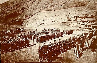 Second Army (Ottoman Empire) - XVI Corps and Mustafa Kemal at Bitlis