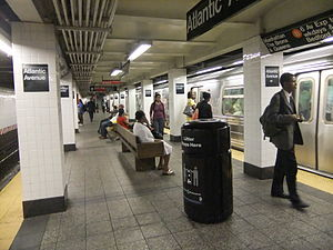 Atlantic Avenue - Barclays Center (B-Q Platform).JPG
