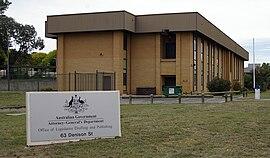 attorney general s department australia wikipedia