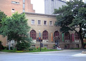 Subscription library - Atwater Library of the Mechanics Institute of Montreal