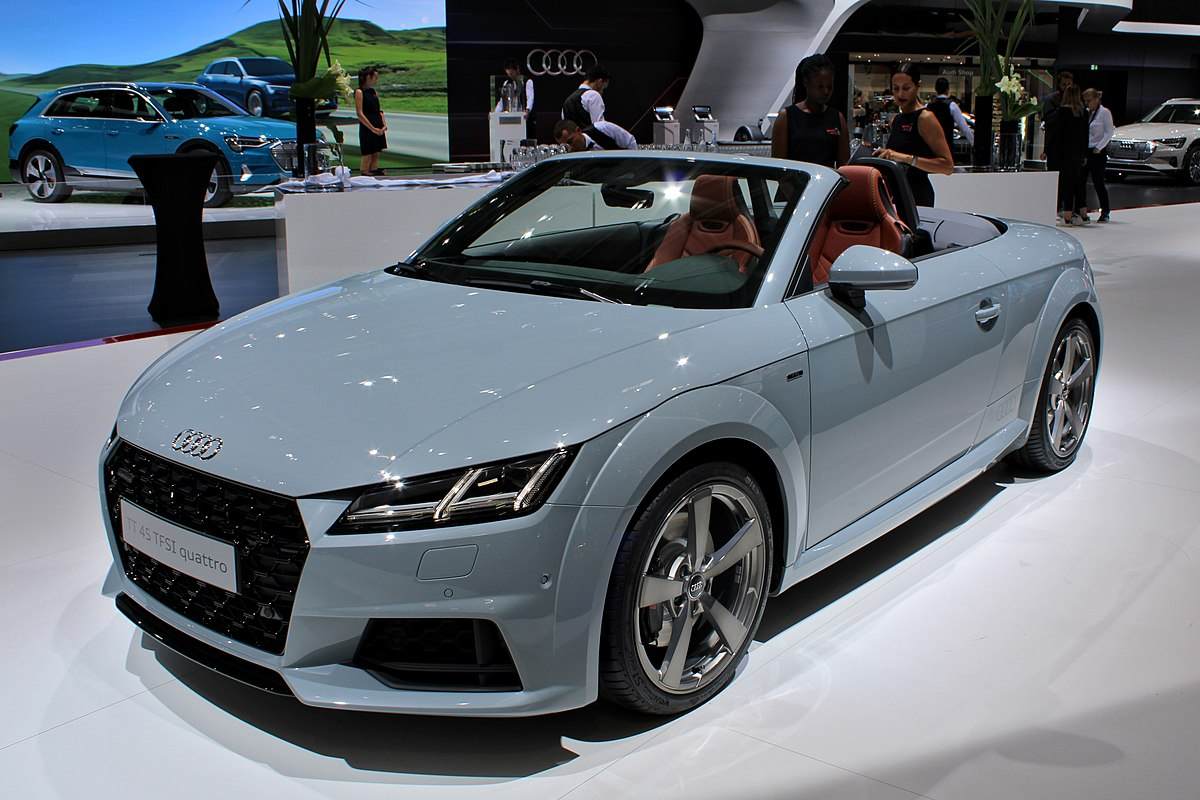 audi tt wikipedia. Black Bedroom Furniture Sets. Home Design Ideas