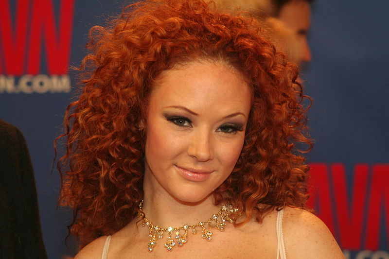Fichier:Audrey Hollander AVN Awards 2006.jpg