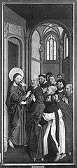 Christus erscheint den Aposteln
