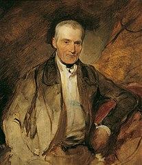 Der Vater des Malers Georg Raab