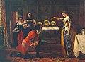 Augustus Leopold Egg (1816-1863) - Beatrix Knighting Esmond - N01385 - National Gallery.jpg