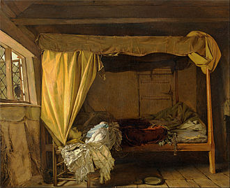 Augustus Egg - Image: Augustus Leopold Egg The Death of Buckingham Google Art Project