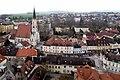 Ausblick in das Donautal und auf die Stadt Melk - panoramio.jpg