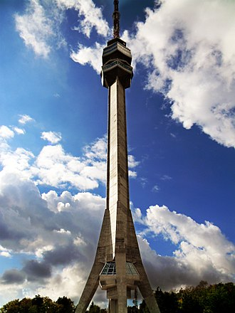 Avala Tower - Avala Tower