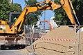 Avenue Foch chantier du tramway, Le Havre.jpg