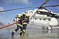 Aviation fire fighting drill at Mogadishu Airport.jpg