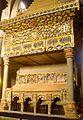 Avila - Basilica de San Vicente, interiores 45 (Sepulcro de los Santos).jpg