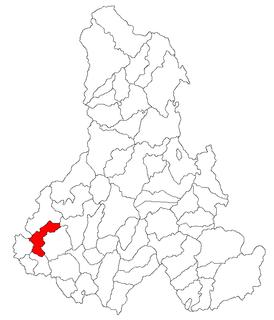 Avrămești Commune in Harghita, Romania