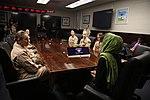 Awardee of the International Women of Courage visits 3rd MAW 150309-M-XW721-003.jpg