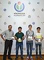 Azerbaijani Wikimedians CEE Spring 2017 Award Ceremony 02.jpg