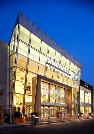Bramalea City Centre - Image: BCC Main Entrance 2016