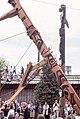 BC Museum Haida Pole Raising June 9, 1984009-LR (34640580593).jpg