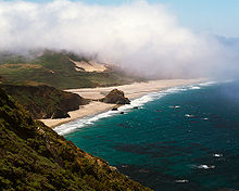 Photographed by Doug Dolde along the Big Sur coastline in California, 2006.