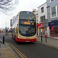 BJ11 XHC (Route 6) at Western Road, Brighton (8403209692).jpg