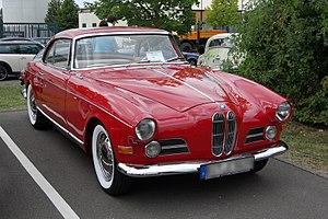 BMW 503 - Image: BMW 503 2012 09 01 13 21 20