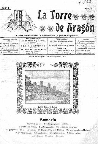 Claro Abánades López - La Torre de Aragón