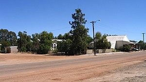 Babakin, Western Australia - Main (only?) street.